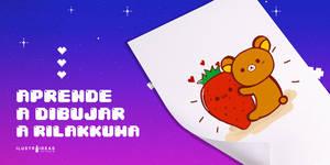 Aprende a dibujar a Rilakkuma