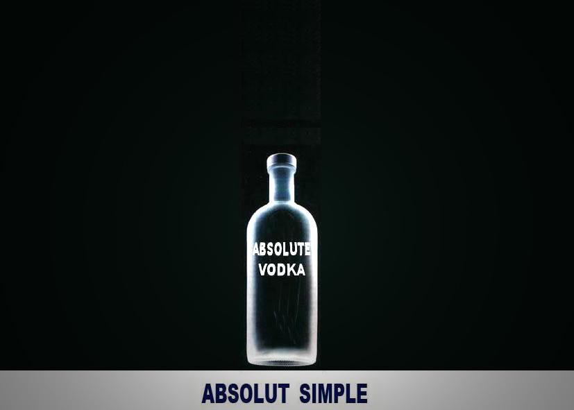 Absolut vodka by shido5142