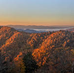 Great Smoky Mountains Morning