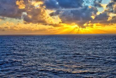 Carribbean Sunset