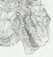 Godzilla 1998 by Ratkol