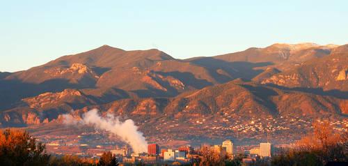 Colorado Sunrise by greenunderground