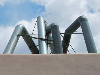 Urban Mech Spider Legs by greenunderground