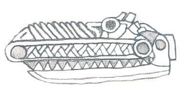 random aztec gator