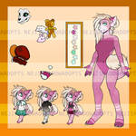 Anthro Adopt Auction 7: OPEN + AB by NejiShadowAdopts