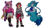 RE: Mixed Adopts 4: OPEN [2/3] by NejiShadowAdopts