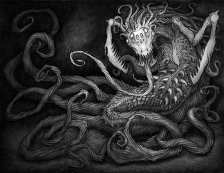 Gothic Horror by Rode-Egel