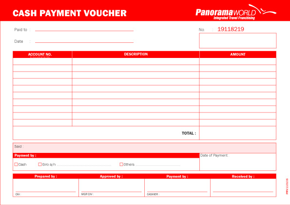 cash payment voucher by tpaulanny
