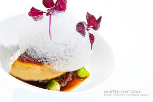 Sauteed Foie Gras by tpaulanny