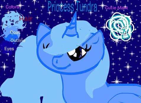 Princess Tundra Referance