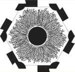 Catan - Grain Hex Tile