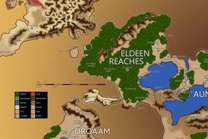 Eberras - Eldeen Reaches by FilKearney