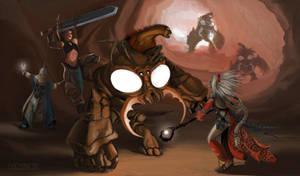 Pathfinder - Adventurers Vs. Aberration