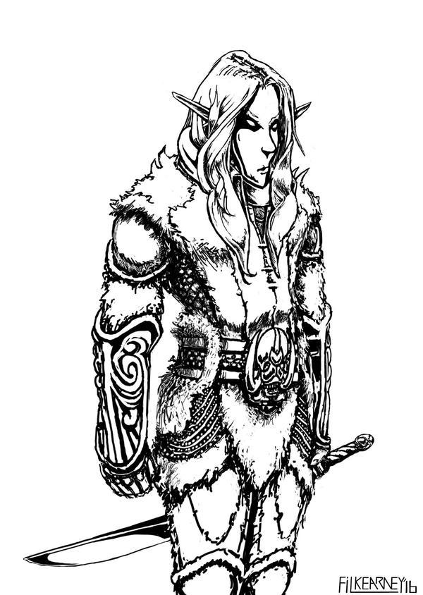 USP - Margant - White Elf