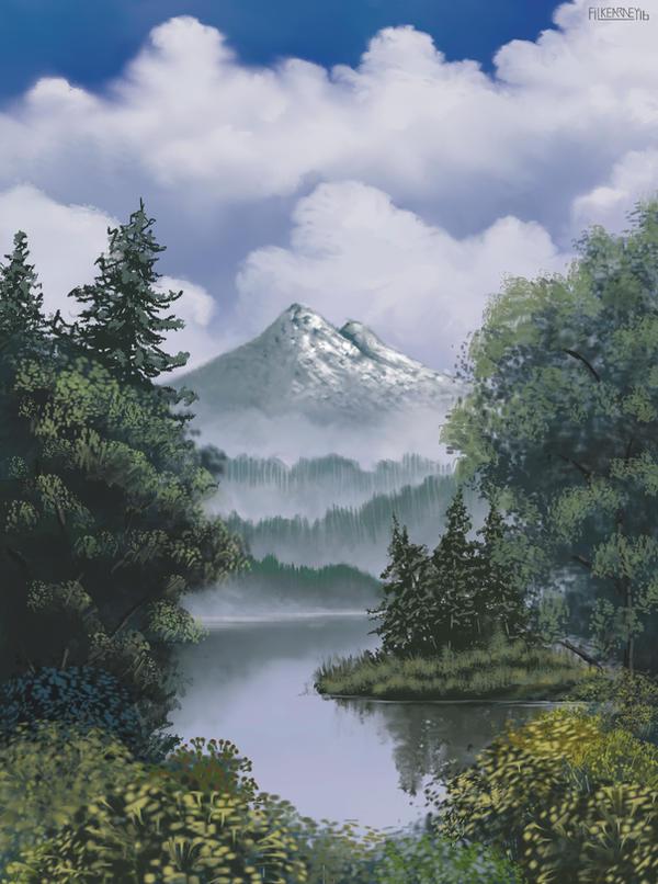 s20e01 Mystic Mountain by FilKearney