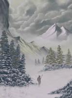 Winter Mist by FilKearney