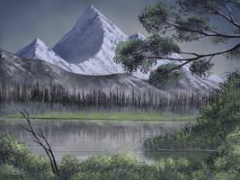 Peaceful Valley by FilKearney