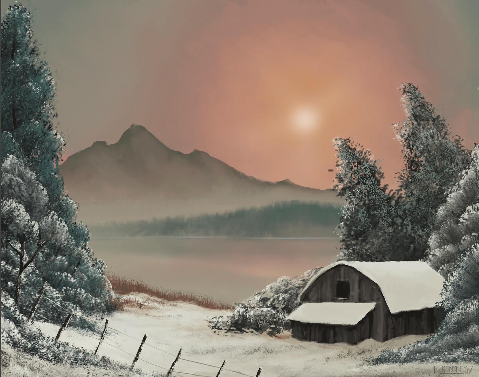 s01e11 Winter Glow by FilKearney