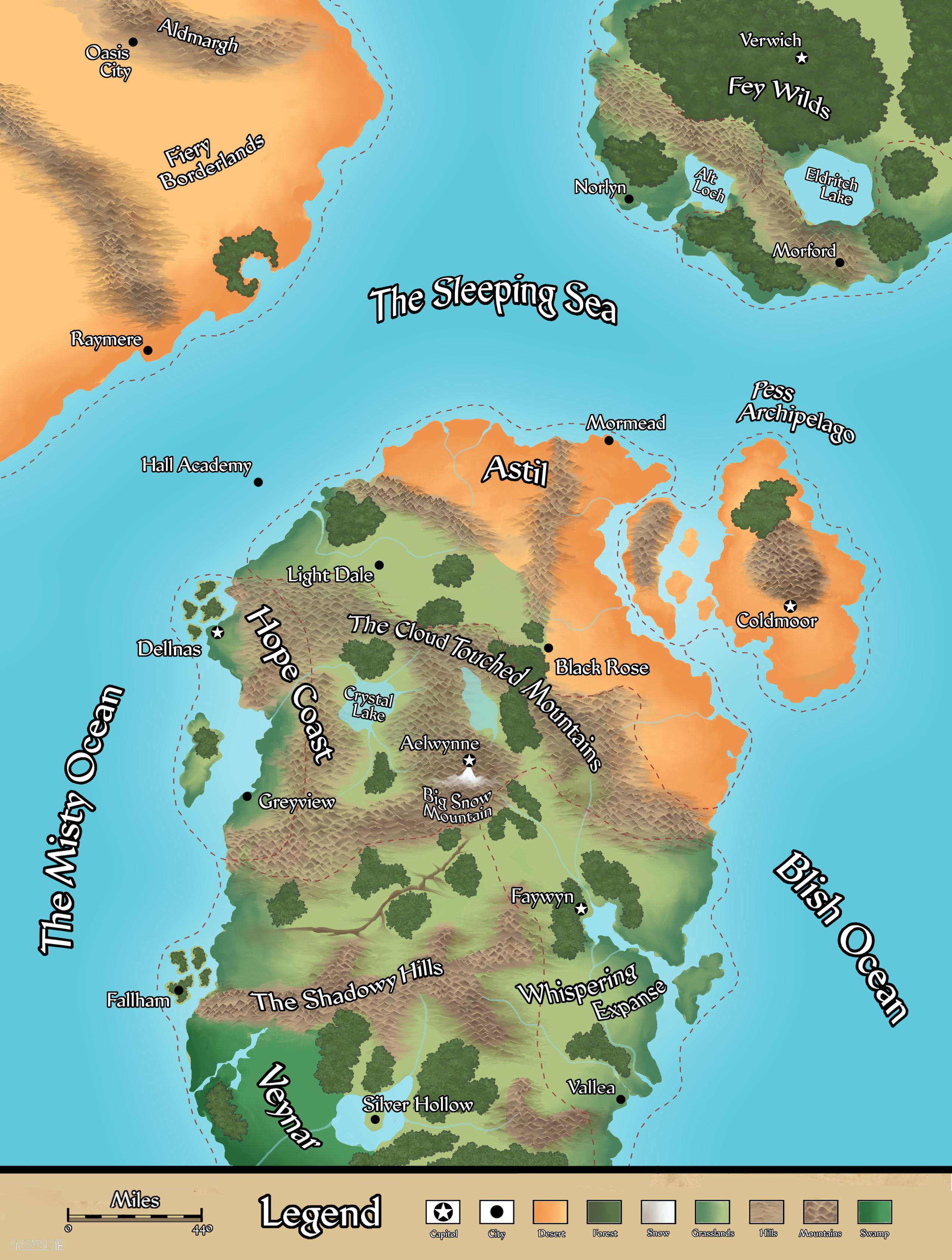 Pathfinder Map Format by FilKearney