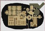 Floating Arcana - 1st floor Map