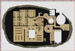 Floating Arcana - 2nd floor Map