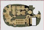 Floating Arcana - 3rd floor Map
