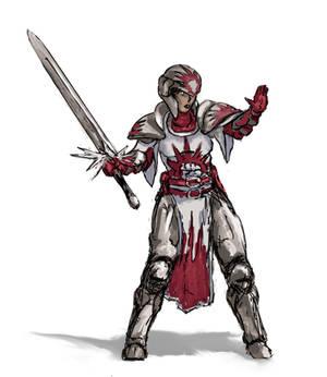 Boros Guild Fighter