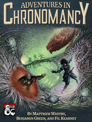 Adventures in Chronomancy - Cover