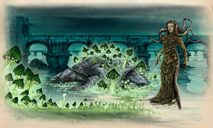 Golgari Stone Swamp
