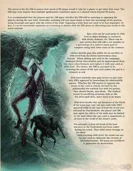 Universal Spell Points and High Magic Page 7