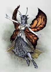 Spell POint Warlocks- archfey warlock
