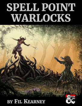 Spell Point Warlocks Cover Art