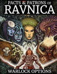 Pacts and Patrons of Ravnica - Cover Art