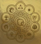 Ravnica Guild Pact Seal