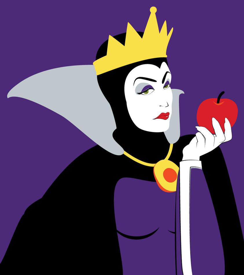 Nagelesque Snow White Evil Queen by blackrock3 on DeviantArt