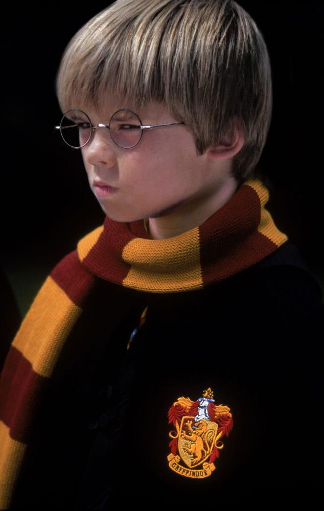 Jake Lloyd as Harry Potter by  Jake Lloyd 2012