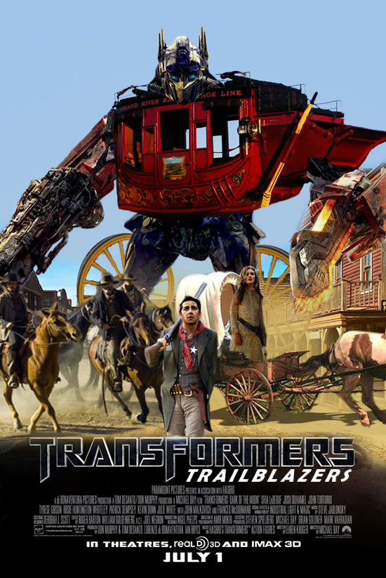 Transformers 5 Poster Transformers Western Poster byTransformers 5 Poster