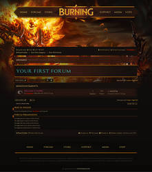 Burning forum board: preview 2