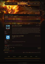 Burning forum board: preview 3