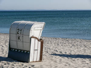 Beach Chair _ Strandkorb