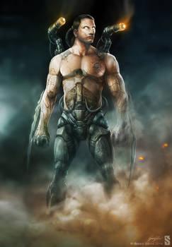 Marvel Fan Art : The Ultimate Spider Slayer