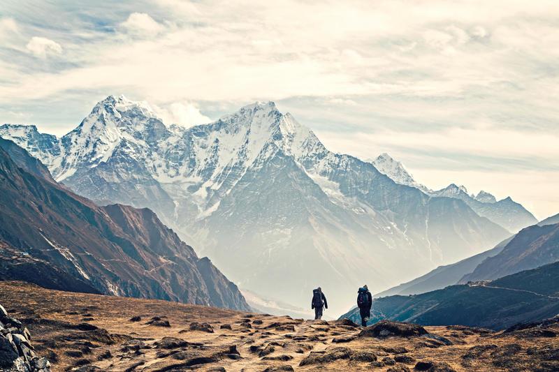 And the mountains echoed. by MrSebuhi