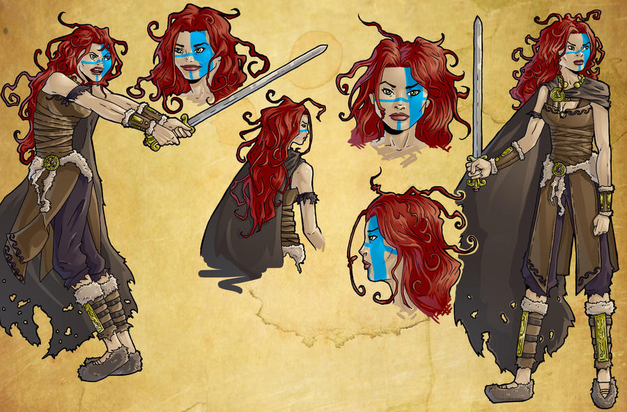 Character Design Intern : Smack jeeves forums view topic boudica comic internship