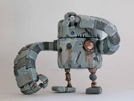 Rusty Robots: Pathfinder