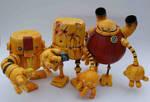 Robot Groupshot