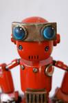 Custom Robotic Minion Commission