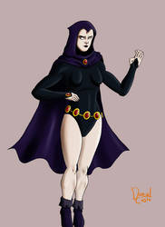 Raven by DanielBrother