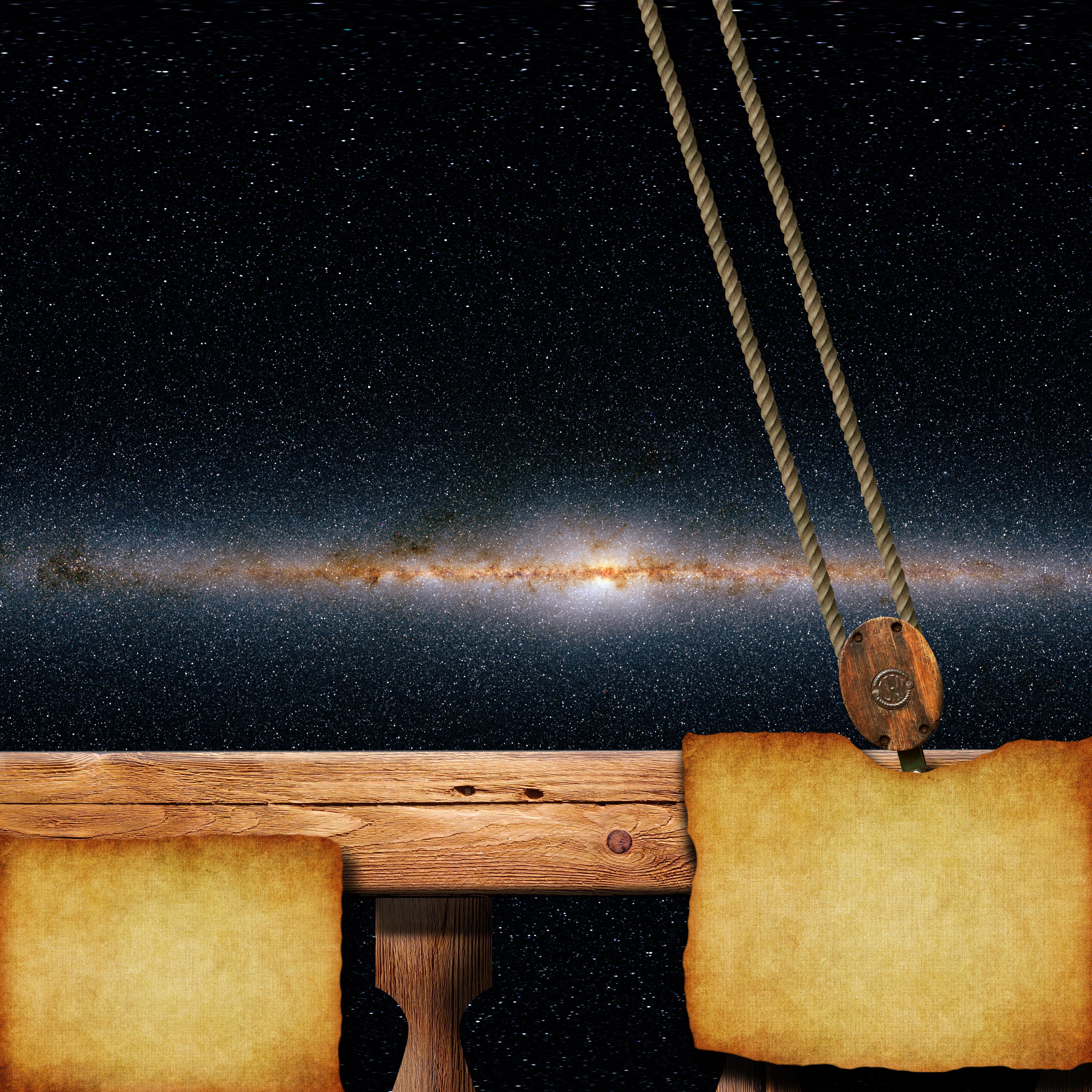 Sailing the Stars by Anarisis