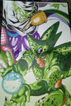 Cell and Piccolo