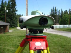 Surveying equipment 4a